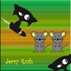 Jerry Rush: Run in Dark City - All Levels FREE