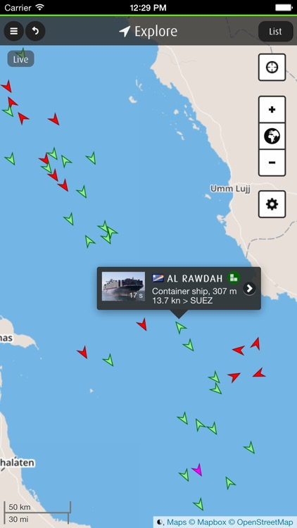 FleetMon Mobile - live ships: AIS vessel tracking and ship finder