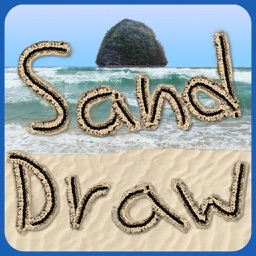 Sand Draw - The ultra realistc drawing & doodle app