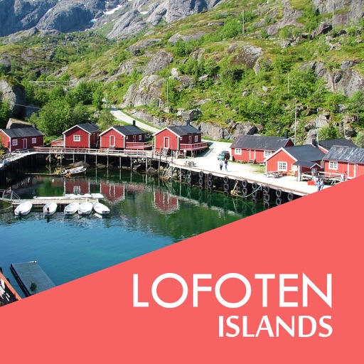 Lofoten Islands Offline Travel Guide icon