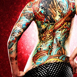 Tattoo Designer HD - Selfie Photo Maker to add art inked on yr body