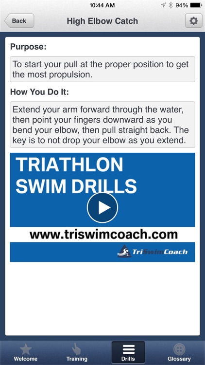 Tri Swim Coach screenshot-3