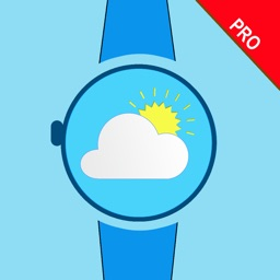 Watch Weather Live PRO Apple Watch App