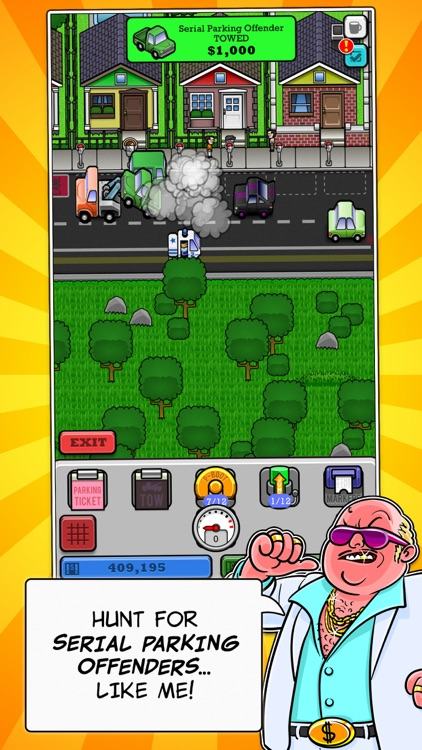 Meter Maid City! screenshot-2