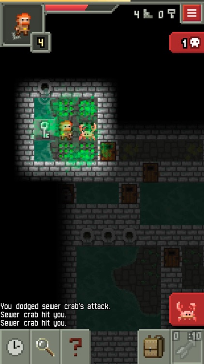 Pixel Dungeon screenshot-1