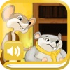 The City Mouse and the Country Mouse - Narrated Children Story