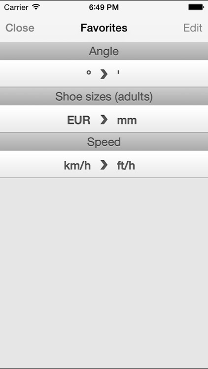 Units Converter Free screenshot-4