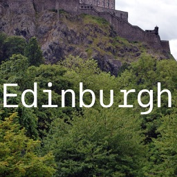 hiEdinburgh: Offline Map of Edinburgh (United Kingdom)