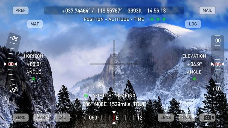 Theodolite app image