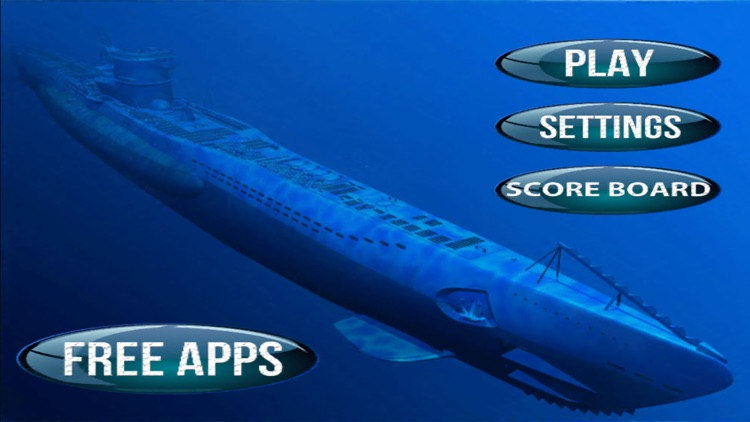 Killer Whale Deep Sea Hunter - A Sunken U-Boat Planet Terror Navy Attacker screenshot-4