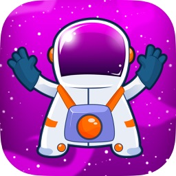 Astronaut Black Hole Adventure