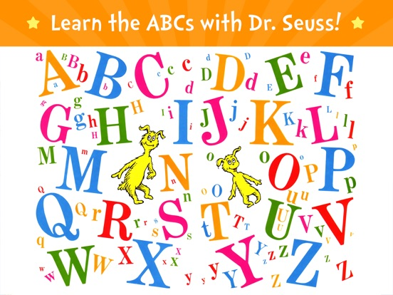 Dr. Seuss's ABC - Read & Learn For iOS Reaches Lowest Price In Seven Months