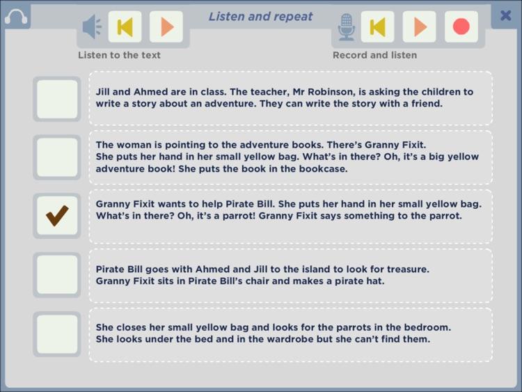 Granny Fixit and the Pirate - ELI screenshot-4