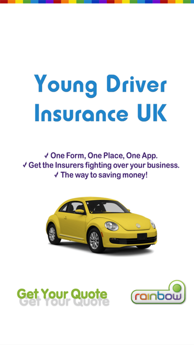 Young Driver Insurance UK screenshot one