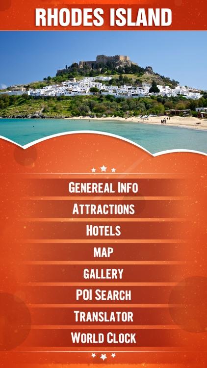 Rhodes Island Tourism Guide