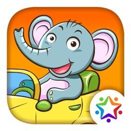 Exploriverse Animal ABC - Alphabet Phonics Game for iPad