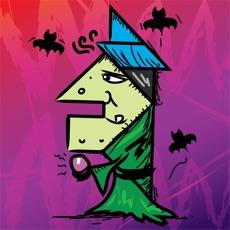 Activities of Kids Doodle & Discover: Halloween - Puzzles That Make Your Brain Pop