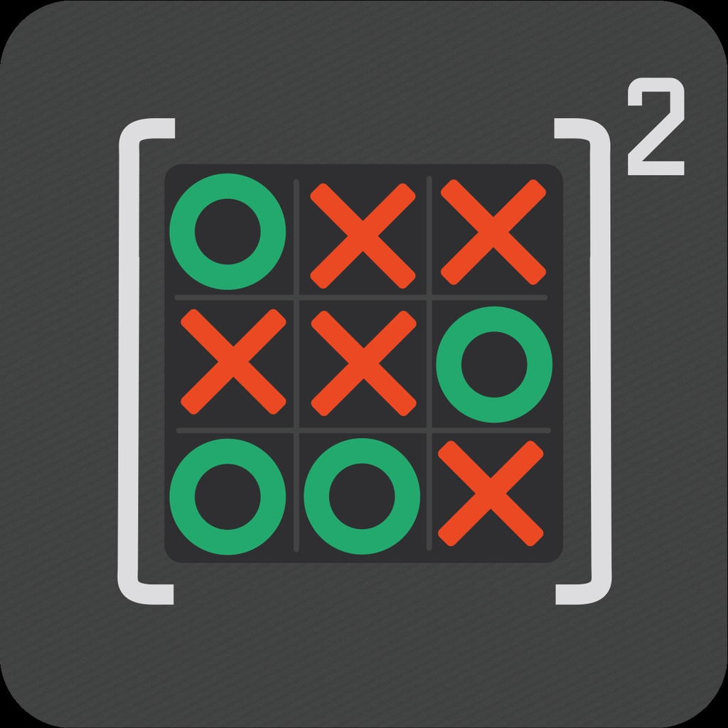 SQRD Ultimate Tic Tac Toe - Square Your Mind