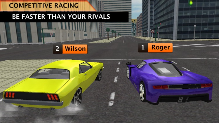 Lux Turbo Extreme Classic Car Driving Simulator screenshot-3