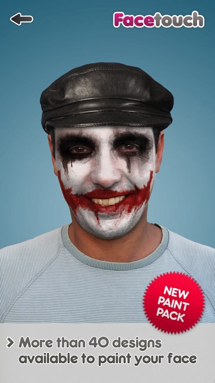 Facetouch HD Pro - Create funny and cool Booth pics screenshot-4