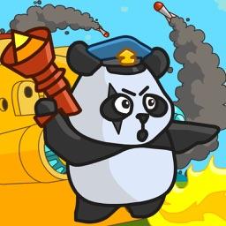 Pandas Hero