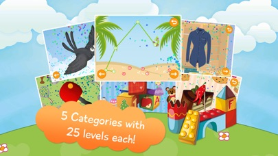 Kids Animals Connect the Dots Game - Free