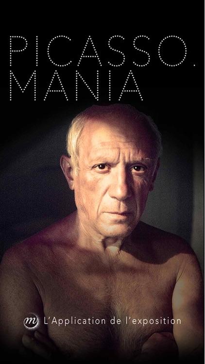 Picasso.mania, L'Application officielle de l'exposition