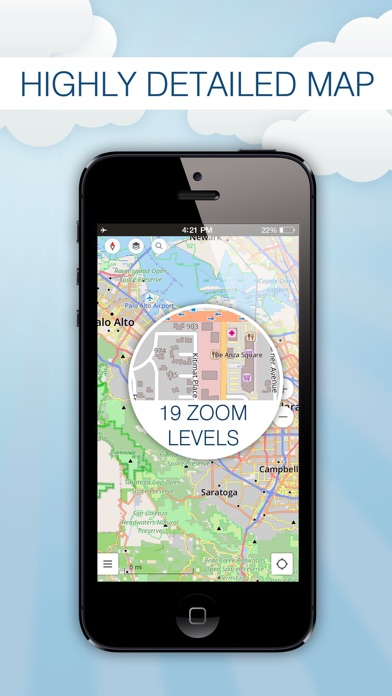 download Annie Map for Travel – Offline Map, POI Search, GPS Location, Simple Directions apps 0