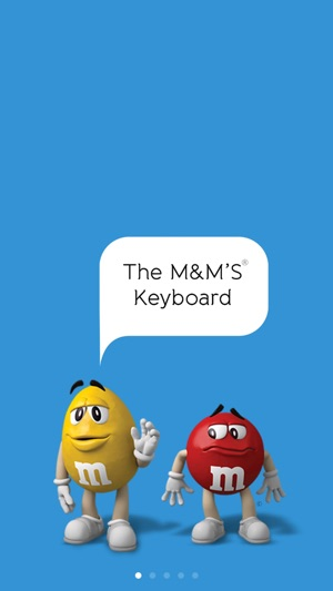 keyboard for iphone m amp m s keyboard on the app 4097