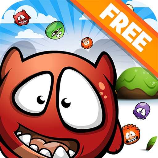 Mooniz Free -Tapping and Matching Little Moon Monsters With Friends iOS App