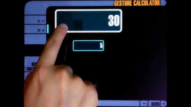 Gesture Calculator screenshot-1