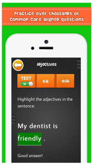 iTooch 5th Grade Language Arts on the App Store