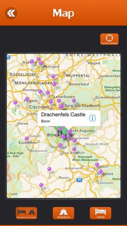 Bonn City Offline Travel Guide screenshot-3