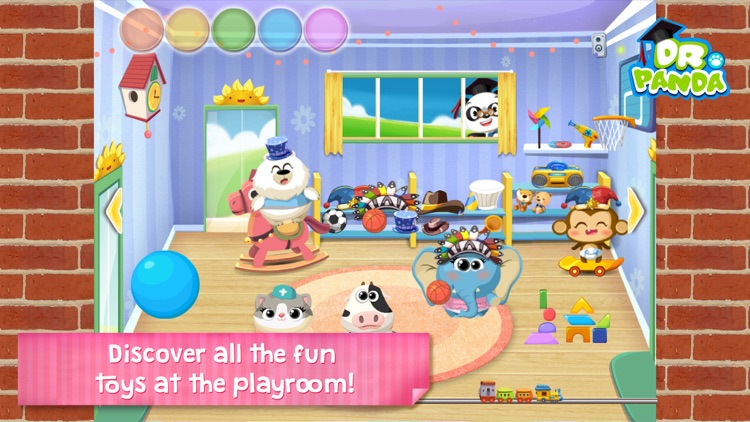 Dr. Panda Daycare screenshot-2