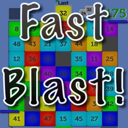 FastBlast! Strategy Tiles Puzzle
