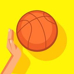 Kids Basketball - Perfect Bullseye Trickshot