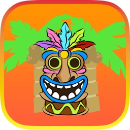 Spring Tiki Pet Crazy Jump : The Best 2d Free Jumper Game