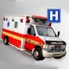 Ambulance Parking - Emergency Hospital Driving Free 2015
