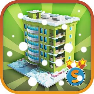 village city island sim