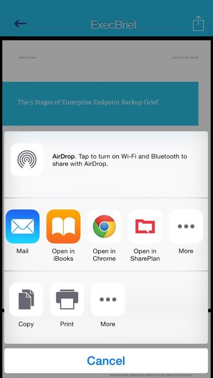 CrashPlan PRO screenshot-4