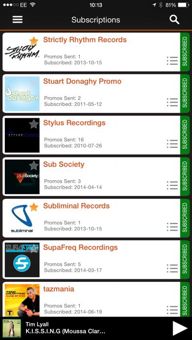 PromoBox by Label Worx screenshot four