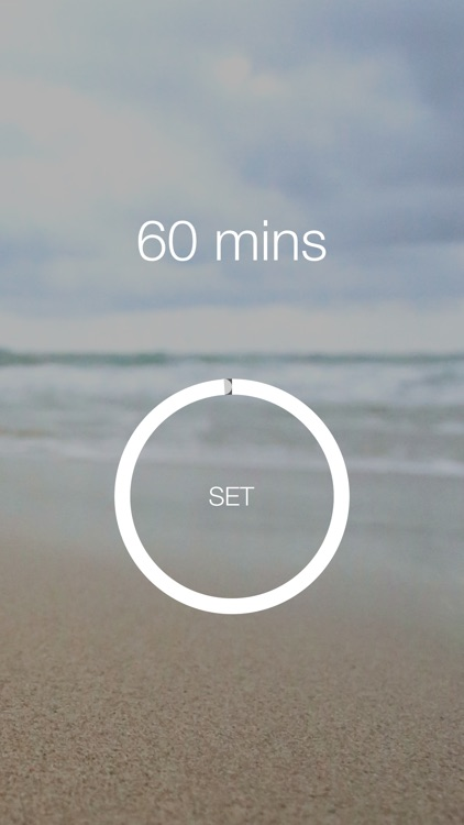 Ocean Waves - Relaxing natural sound with sleep timer