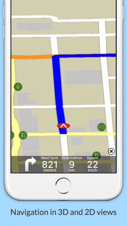 St. Lucia GPS Map screenshot-3
