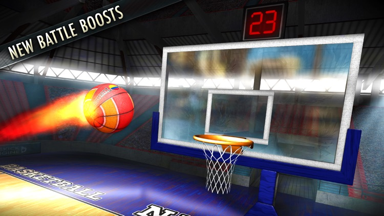 Basketball Showdown 2015 screenshot-3