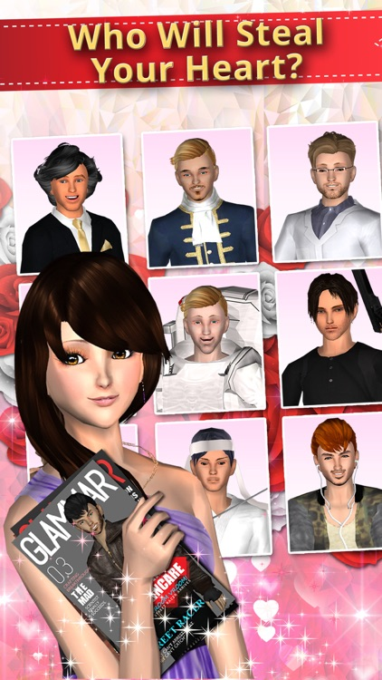 Me Girl Love Story - The Free 3D Dating & Fashion Game screenshot-4