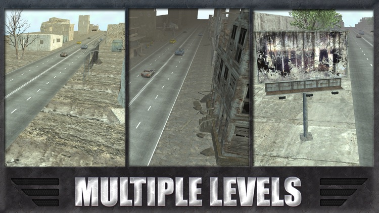 Apocalypse Traffic screenshot-3