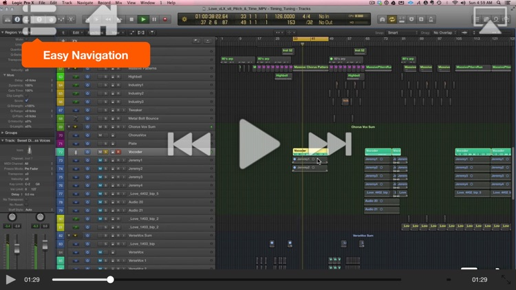 Course for Flexing Vocals: Time and Pitch screenshot-3
