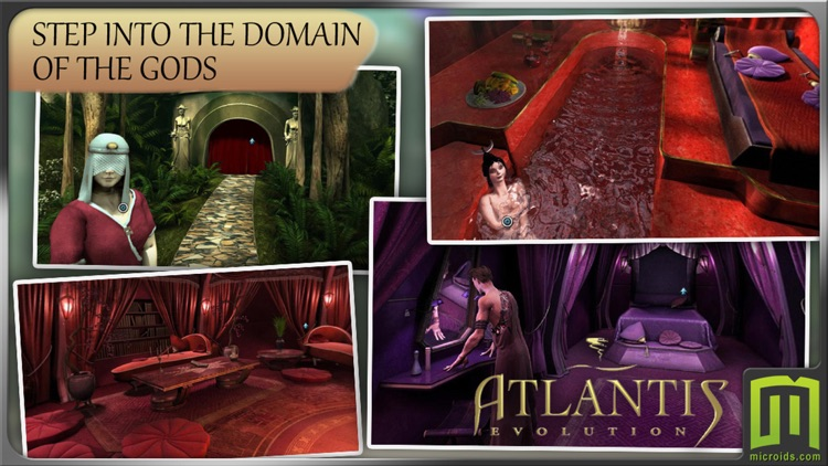 Atlantis 4: Evolution (Universal) screenshot-3