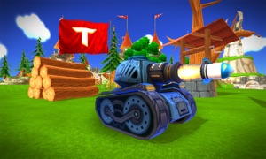 Tanky - Capture The Flag