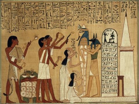 エジプトのセネト (古代エジプトのゲーム)神秘的な来世への旅のおすすめ画像2